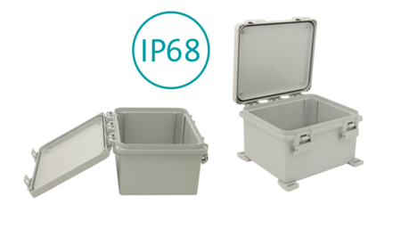 Plastic enclosure series KS134